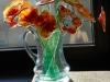 kwiaty szklane 1